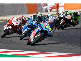 Jakub Kornfeil topped Dunlop's Forever Forward movers in Assen, gaining 18 places