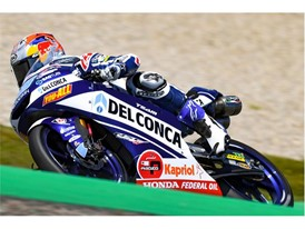 A fourth win of the year puts Jorge Martin top of the Moto3 table