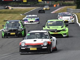 The diversity of the Britcar races - GT3, GT4, TCR, BTCC