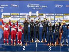 Proton Competition topped the Red Bull Ring LMGTE podium
