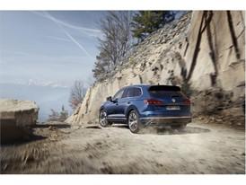 Pneumatiky Goodyear budou sloužit jako originální výbava pro nový Volkswagen Touareg