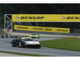 Spirit of Race and Krohn Racing ELMS Ferraris