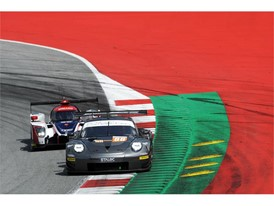 Proton Competition Porsche and United Autosports Ligier