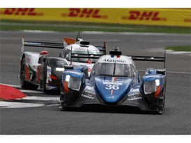 Signatech Alpine in 6 Hours of Silverstone