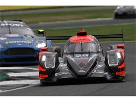 TDS Racing Oreca at Silverstone
