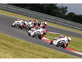 Dunlop's support of Road To MotoGP programme includes the British Talent Cup as well as the new Honda Talent Challenge