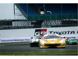 JMW Motorsport Ferrari