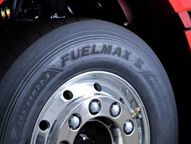 Goodyear FUELMAX S Performance steer tyre