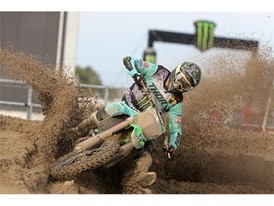 Clement Desalle - holds third in the standings