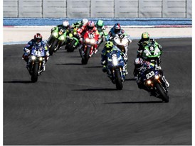 Bol d'Or race action