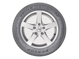Dunlop takes first place in ADAC annual winter tire test