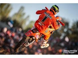 Brad Anderson - EMX300 Champion