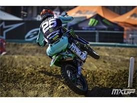 Clement Desalle - third in 2018 MXGP