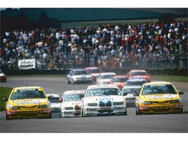 In the '90s, Super Touring was a battle between car and tyre manufacturers