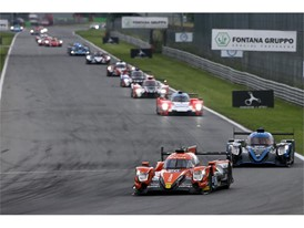 G-Drive Racing leads the field