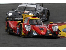 Racing Engineer Oreca finishes second in the ELMS standings