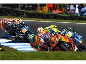 Brad Binder Moto2 winner in Australia