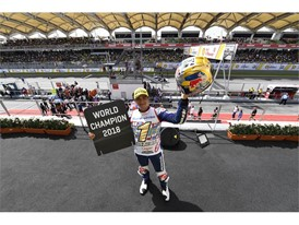 Jorge Martin Moto3 World Champion