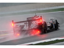 Gabriel Aubry drove a fantastic last stint on intermediate tyres in worsening conditions