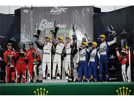 Dunlop 45th consecutive WEC LMP2 win at 6 Hours of Shanghai