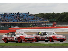 The Rover 3500 was a star of 1980s BTCC and European Touring Car Racing