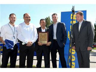 Goodyear Dunlop Proud To Receive Respected Quality Award From Ford