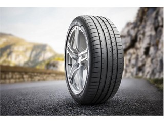 Goodyear showcases Ultra-High Performance Tire: Eagle F1 Asymmetric 3 at Geneva 2016
