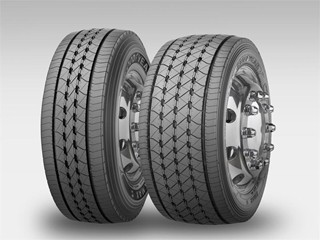 Goodyear Reinvents the Truck Tire: Introduction of KMAX Low Profile Truck Tires