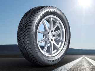 Goodyear launches second generation Vector 4Seasons tire