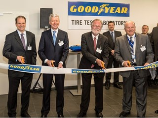 Goodyear opens new Tire Test Laboratory in Luxembourg