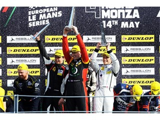 Dunlop Top-Six in Monza ELMS Race