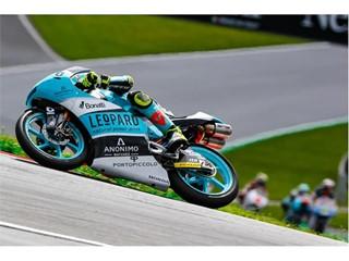 Seven time winner Joan Mir leads the Moto3 championship battle