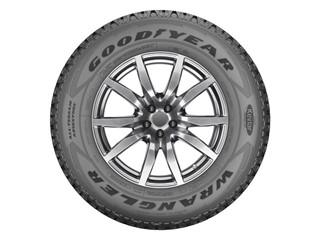 Nové Wrangler All-Terrain Adventure víťazili v teste univerzálnych pneumatík časopisu DriveOut