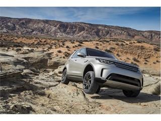 Goodyear dodáva automobilke Jaguar Land Rover originálnu výbavu pre nové modely Jaguar F-PACE, Land Rover Discovery a Range Rover Velar