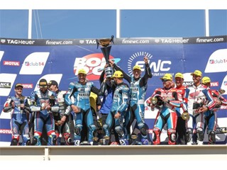 Win for GMT94 Yamaha Racing in EWC new season opener