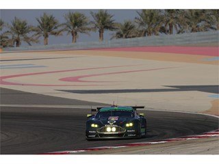 #98 Aston Martin Vantage - LM GTE Am raced to victory in Bahrain