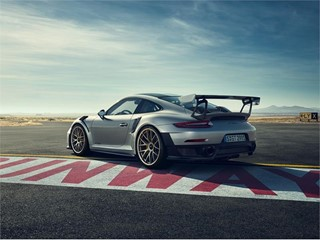 Porsche schválilo pneumatiky Dunlop Sport Maxx Race 2 pre nový model 911 GT2 RS