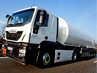 Real-time tire monitoring key for transport of dangerous goods