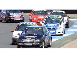 Junior Saloon Car Championship - a first stepping stone to Dunlop BTCC