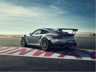 Dunlop Sport Maxx Race 2 omologato da Porsche per la nuova 911 GT2 RS