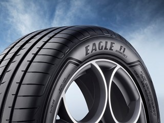 Goodyear equips new DS7 Crossback with new Eagle F1 Asymmetric 3 SUV tires