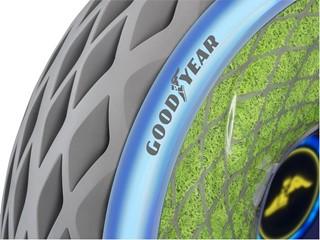 Goodyear odhaľuje Oxygene, koncept pneumatík pre čistejšiu a pohodlnejšiu mestskú dopravu