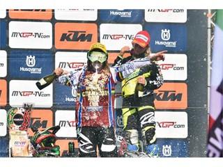 Quinto titolo mondiale di WMX per Kiara Fontanesi con pneumatici Dunlop