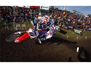 Dunlop looking to build on Motocross of Nations title success