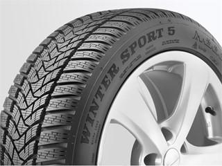 Dunlop Winter Sport 5 vyhrály test zimních pneumatik časopisu Auto Bild