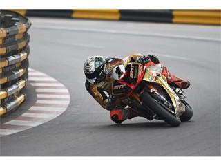 I piloti Dunlop si preparano per il Gran Premio di Macao