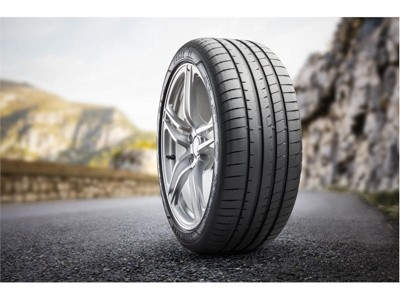 Goodyear showcases Ultra-High Performance Tire: Eagle F1 Asymmetric 3 at Geneva 2016