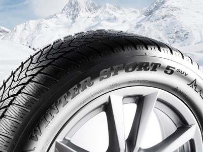 Dunlop provides tire fitment  to new Mercedes-AMG GLC 43 4MATIC