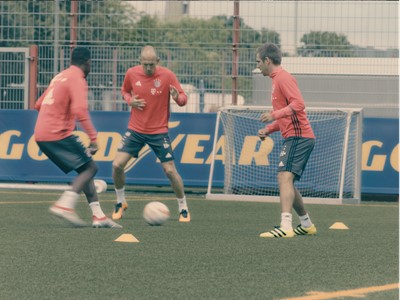 Goodyear launches new TV commercial featuring FC Bayern Munich