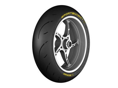 Dunlop SportSmart2 Max.  L'abbinamento estremo fra la tecnologia delle gare di endurance e le presta
